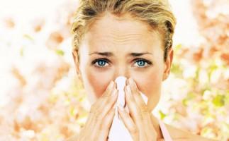 El embarazo, los antihistamínicos y la alergia primaveral