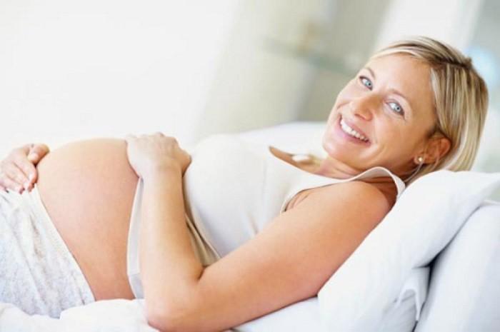 el embarazo rejuvenece