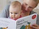 Leer a los bebés les activa el cerebro
