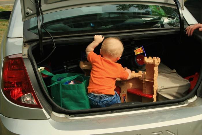 Los mejores anuncios de coches para familias