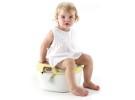 Consejos para enseñar al bebé a usar el orinal