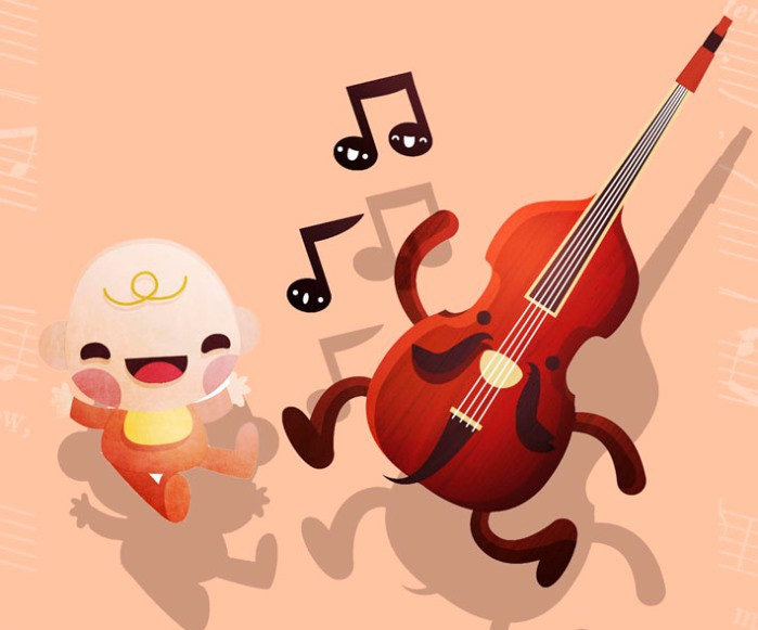 conciertos para bebés en Valencia