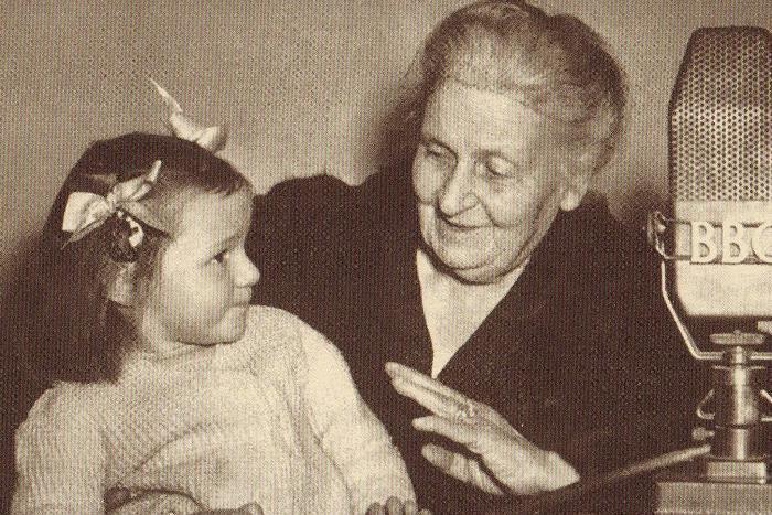 mandamientos de María Montessori