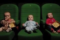 Sesión Teta, disfruta del cine con tu bebé