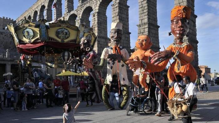 Titirimundo 2015 Segovia
