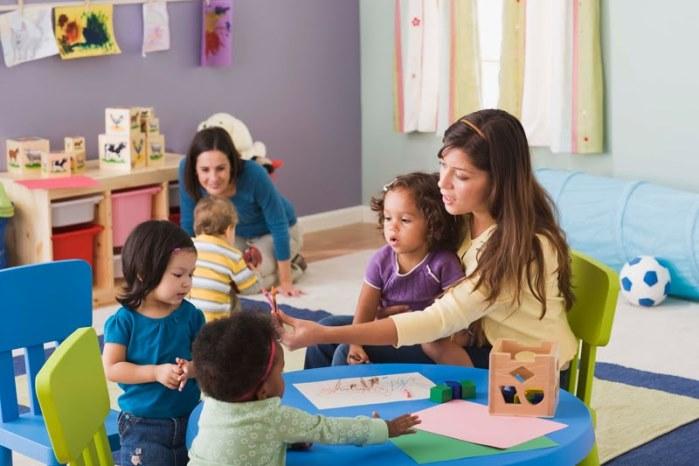 Los bebés que van a la guardería sacan mejores notas en el colegio