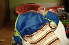El escondite, uno de los primeros juegos del bebé