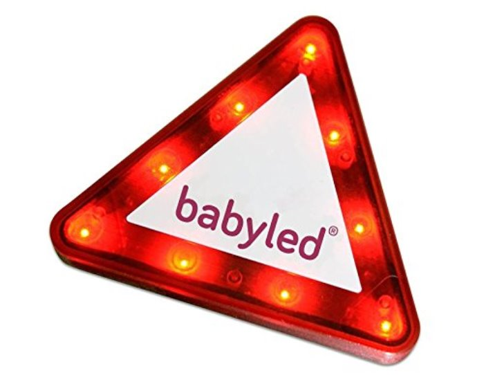 babyled, bebé a bordo