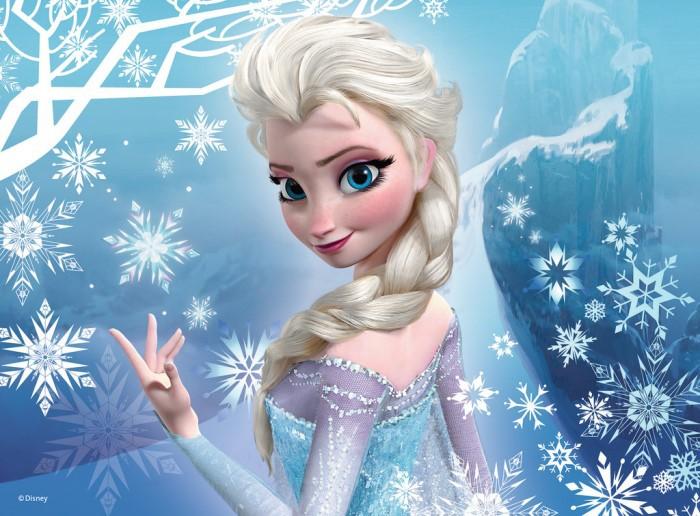 Elsa de Frozzen