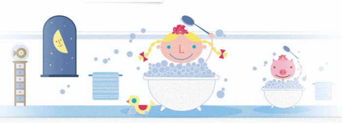 mis primeros baños de chicco