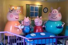 Parque de Atracciones dedicado a Peppa Pig en Reino Unido