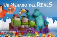 Un verano del revés, programación de televisión infantil en Cuatro