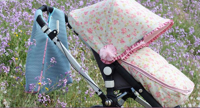 Bondesio, textil para carritos de bebé