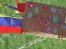 Cometa con bolsa de papel (Lovely Commotion)