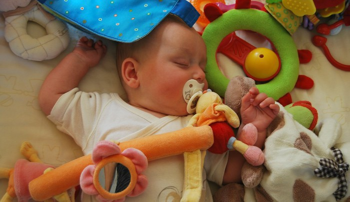 Soy Padre: ¿Cuando debe ir el niño a la guardería?