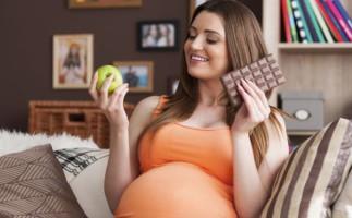 Consejos para controlar los antojos en el embarazo