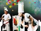 Teatro para bebés: La Reina de los Colores