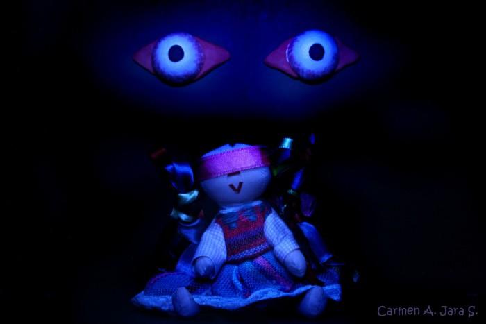 Los bebés y el miedo a la oscuridad