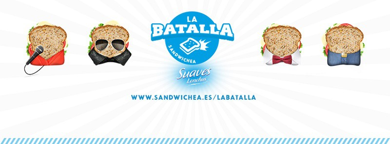 Burgo de Arias nos invita a la Batalla Sandwichea