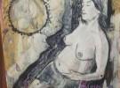 Génesis, nueva exposición de Ana Ortín con mujeres embarazadas