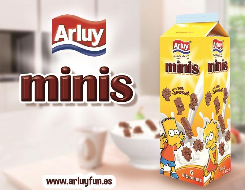 Minis es Más, la nueva campaña de Arluy llena de sorpresas