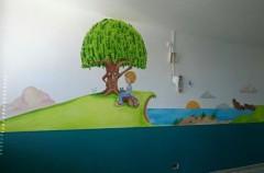 El hospital Doce de Octubre reforma su área infantil gracias a una fundación