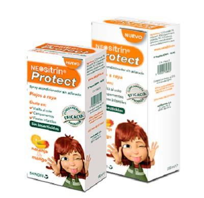 Neositrín® Protect, vuelta al cole sin piojos y sin enredos