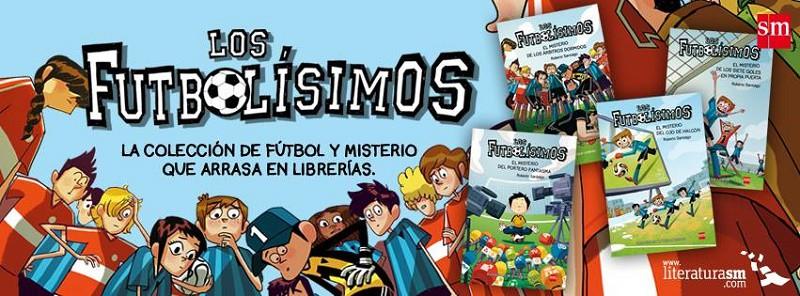 Los Futbolísimos: El misterio del penalti invisible, nuevo título de la colección