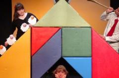 Teatro para bebés: La Potínguele