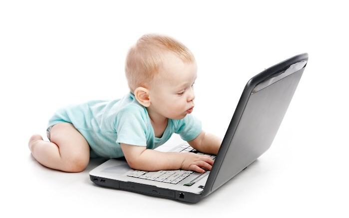 bebés y wifi