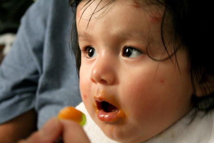 La dieta de los niños