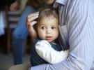 Si el padre está deprimido los niños pueden tener problemas de conducta