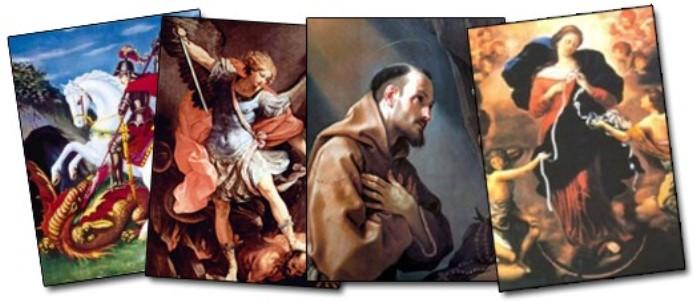 santoral noviembre IV