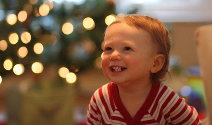 Soy Padre: Así está siendo su primera Navidad