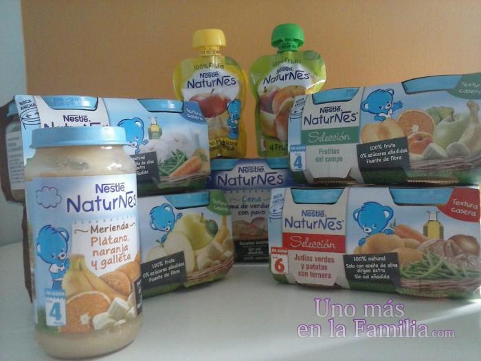 Nestlé NaturNes, realmente natural