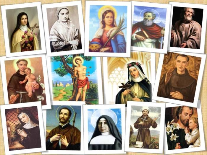 nombres santoral enero 1