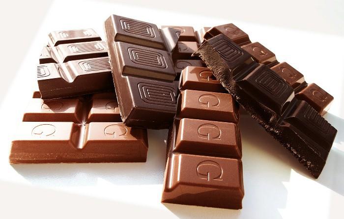 chocolate en el embarazo