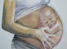 Poema para embarazadas: Sacra Leal (V)