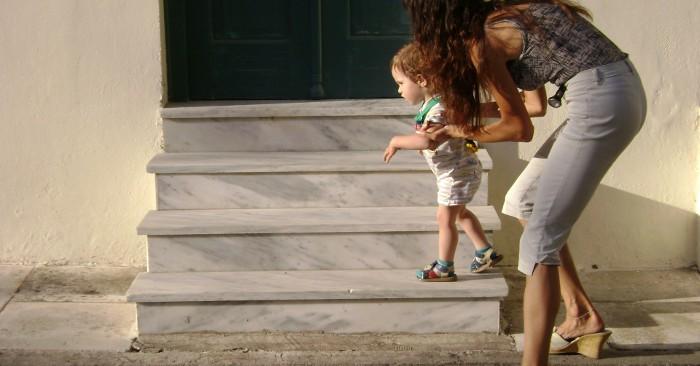 Soy Padre: Más pasos