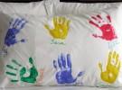 Ideas para el Día del Padre: Alhomada con las huellas familiares