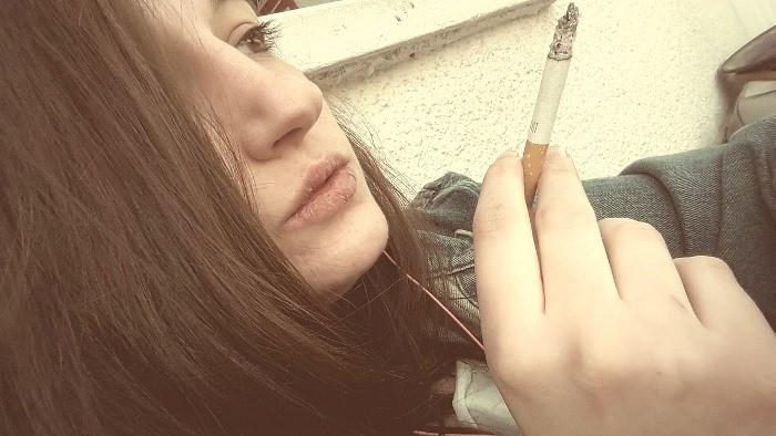 fumar y adn