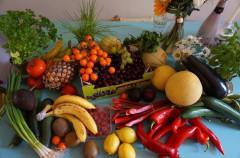 Alergias alimentarias en niños: Frutas y verduras