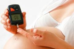 Las embarazadas con diabetes gestacional tienen bebés con más grasa corporal