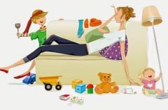 Síndrome de Burnout, un mal muy común entre las mamás