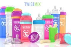 Twistshake, el biberón más completo para el bebé y la mamá