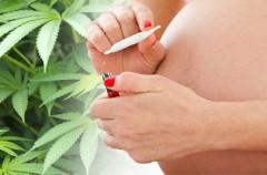 Marihuana y tabaco en el embarazo, bebés con cabeza más pequeña
