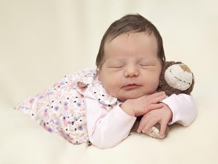 Danone Almirón y el estreñimiento del bebé