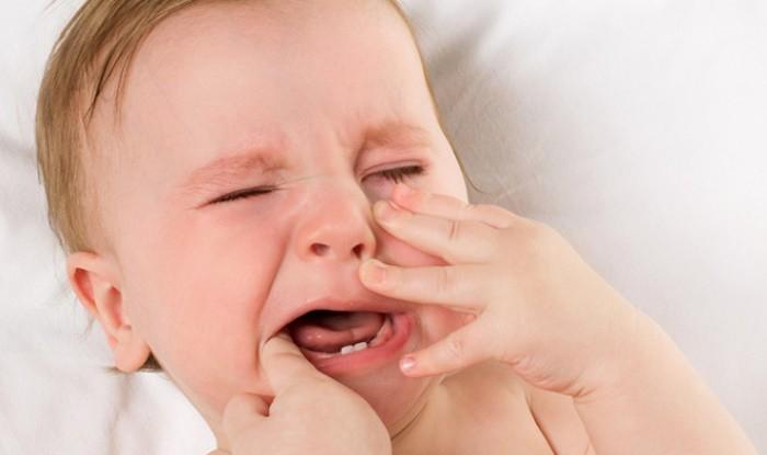 dolor encias bebé
