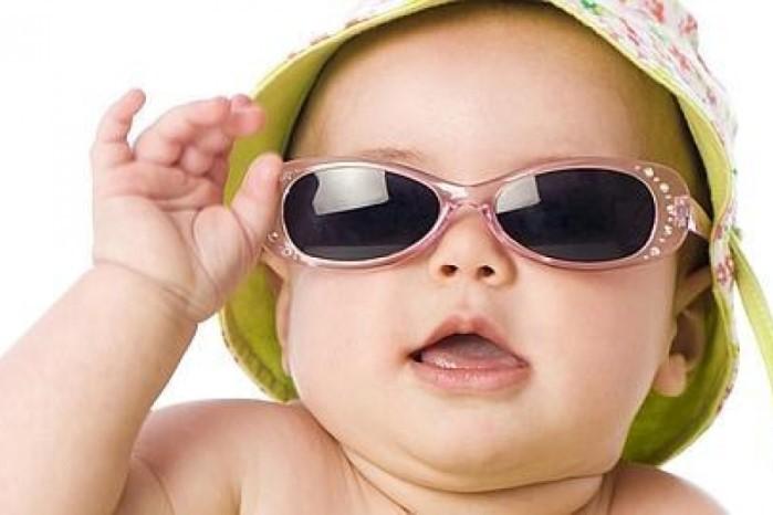 gafas de sol para los niños