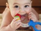 Los mordedores con vibración para el bebé no son beneficiosos
